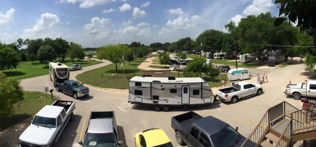 About Pecan Park Riverside RV Park