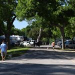 Shaded RV Sites in San Marcos Texas