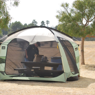 Choosing A Screened Dining Tent