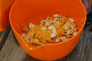 pumpkin seeds for roasting