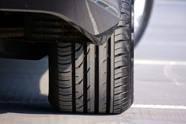 Maintaining Your RV Tires