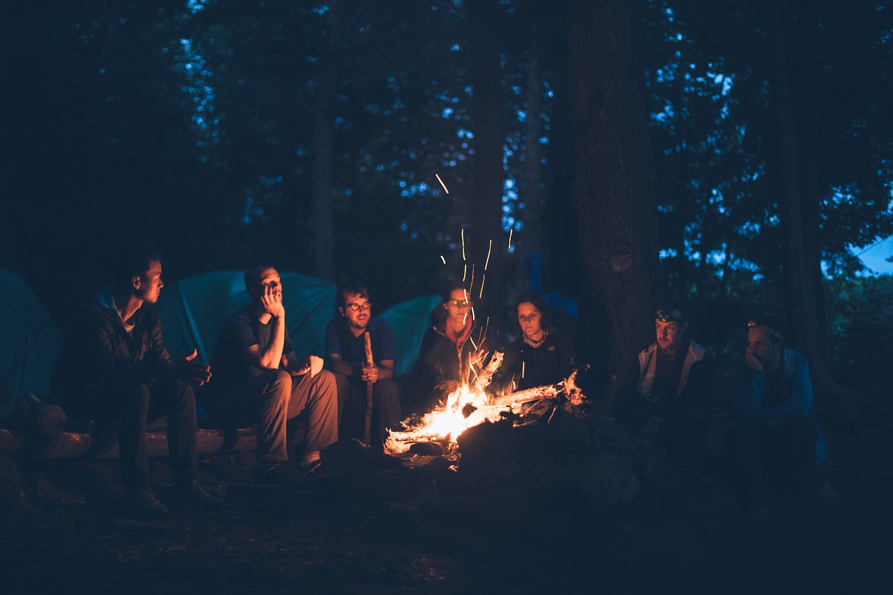 Enjoy Your Evening with Some Campfire Stories