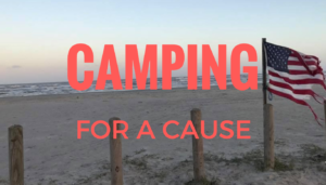 Camping for a Cause Hurricane Harvey Fundraiser
