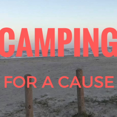 Join Camping for a Cause to Provide Relief for Hurricane Harvey Victims