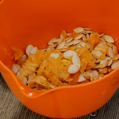 Do Something Delicious With Those Pumpkin Seeds