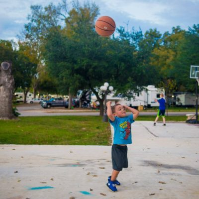 7 Activities to Enjoy With Your Toddler at Pecan Park Riverside RV Park
