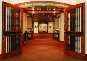 The Witliff Collections in San Marcos, TX