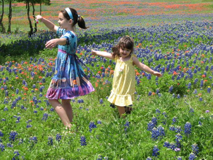 Taking Bluebonnet Photos