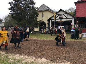 Sherwood Forest Faire Central Texas