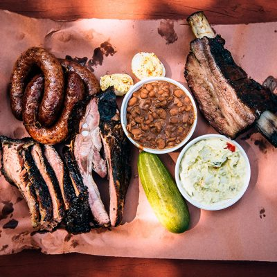 You Don't Have to Drive to Lockhart for The Original Black's Barbecue