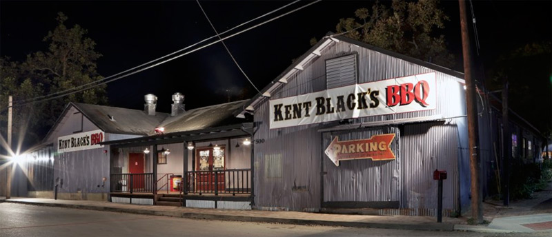 Original Black's Barbecue in San Marcos, TX