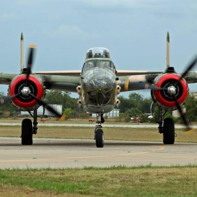 Honor History at the Commemorative Air Force Central Texas Wing Museum