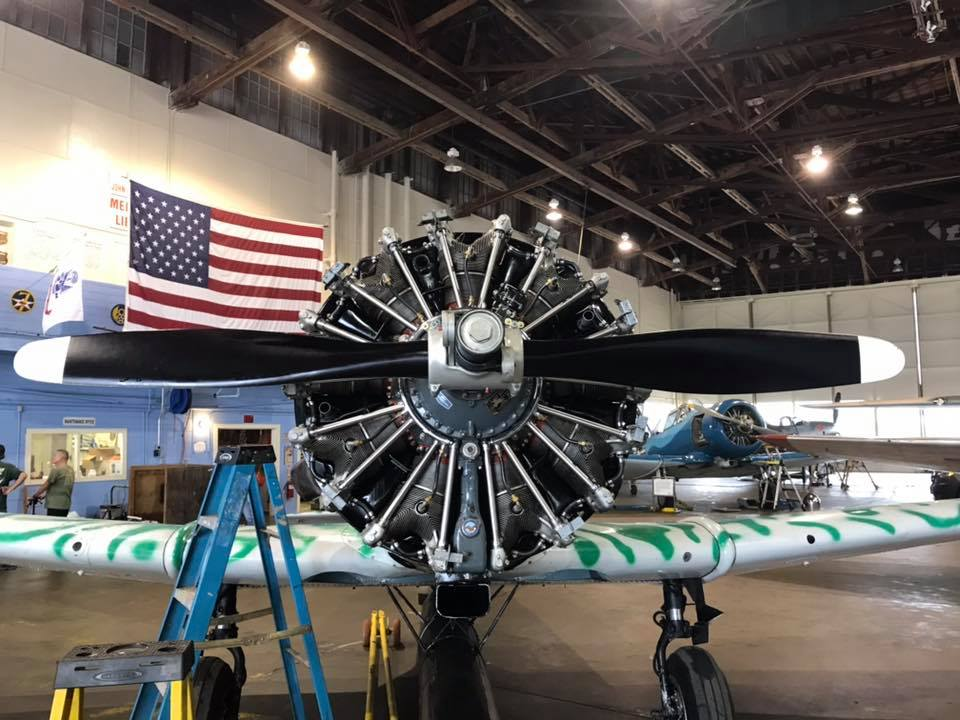 Commemorative Air Force Central Texas Wing Museum in San Marcos, TX