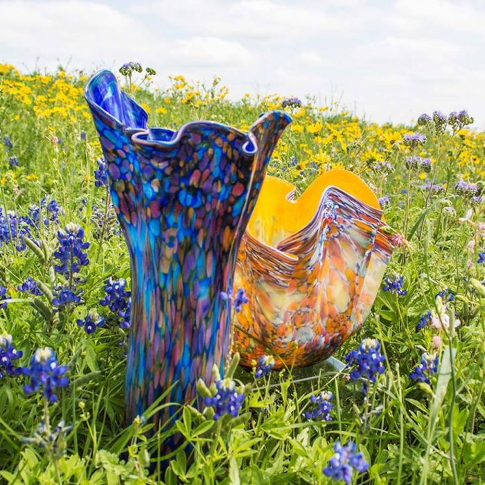 Wildflower Collection at Wimberley Glassworks