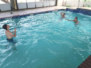 RV Park With Swimming Pool in San Marcos, TX