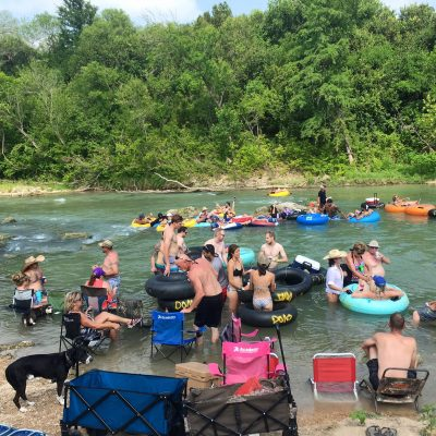 6 Places to Hang Out With Friends and Family When You're at Pecan Park Riverside RV Park