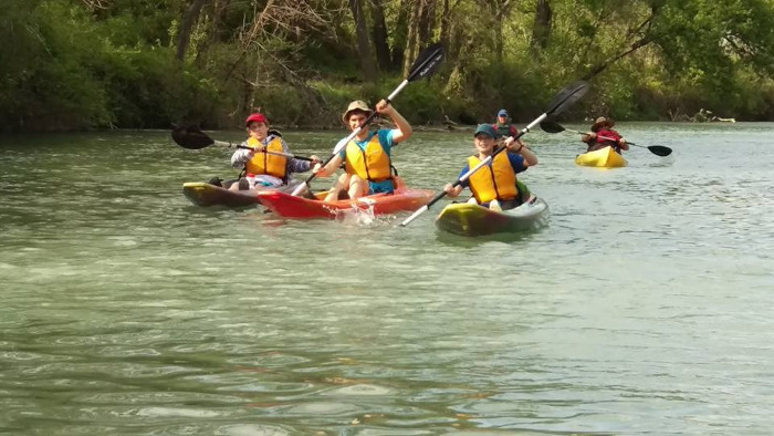 Paddle With Style Kayak Tour in San Marcos, TX