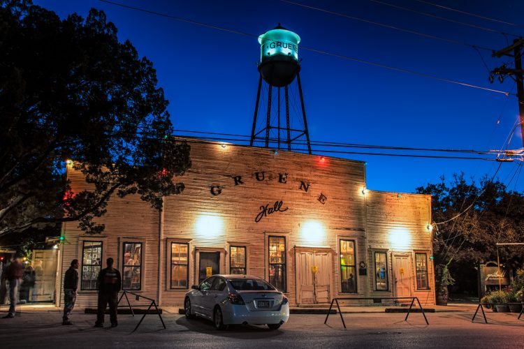 Day Trip to Gruene Texas