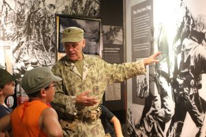 Military History in Central Texas
