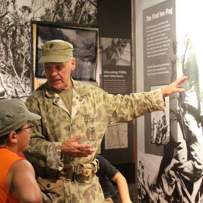 Pay Respect to Veterans and Learn Military History at These 6 Places in Central Texas